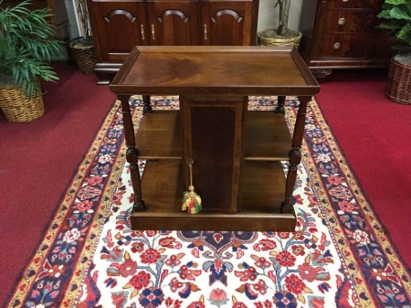 Baker Furniture Cabinet End Table