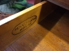 Pennsylvania House Cherry Nightstand Chests ($285 each)