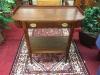 Mersman Inlaid Hall Table