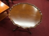 Councill Craftsmen Scalloped Pedestal Table