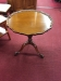 Councill Craftsmen Scalloped Pedestal Table