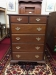 Kling Mahogany Chest of Drawers