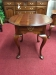 Kling Cherry Oval End Table