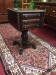 Antique Carved Mahogany Nightstand or End Table