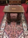 Mahogany Inlaid Nesting Tables