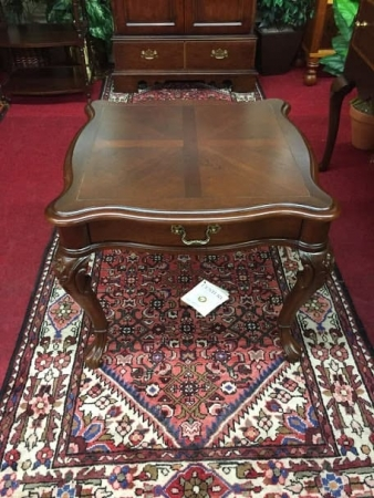 Century Furniture French Style End Table