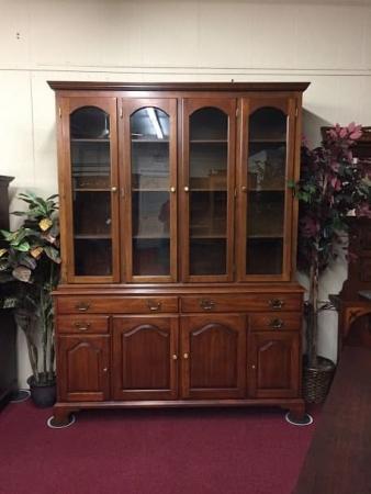 Henkel Harris Cherry Cabinet