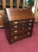 Antique Mahogany Chippendale Secretary Desk