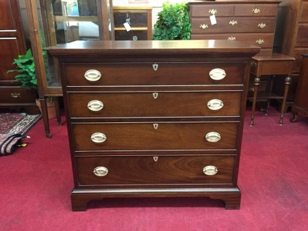 Craftique Mahogany Chest of Drawers