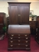 Craftique Mahogany Secretary Desk