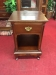 Mahogany One Drawer Nightstand