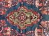Center of Floral Persian Runner