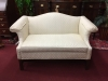 Ethan Allen Off-White Loveseat