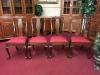 Pennsylvania House Cherry Queen Anne Chairs