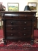 Potthast Antique Mahogany Chest of Drawers