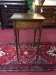 Tall Antique One Drawer Stand