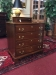 Harden Cherry Cabinet with Drawer False FrontHarden Cherry Cabinet with Drawer False Front