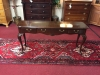 Ethan Allen Cherry Sofa Table