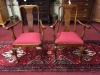 Stickley Cherry Dining Arm Chairs