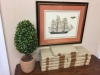 """Old Ironsides"" U.S.S. Constitution Print"