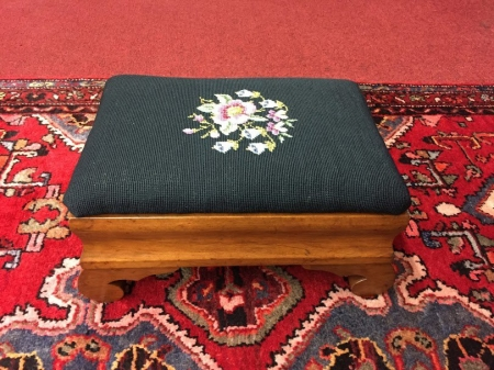 J. Raymond Smith Foot Stool