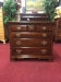 Lexington Cherry Chest with Filing Cabinet Drawer