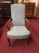 Hickory Chair Gooseneck Arm Chair