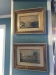 Pair of Framed Architectural Prints