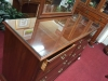 Knob Creek Nine Drawer Dresser with Mirror