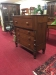 Antique Cherry Empire Chest of Drawers