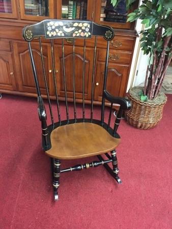 Ethan Allen Boston Rocking Chair