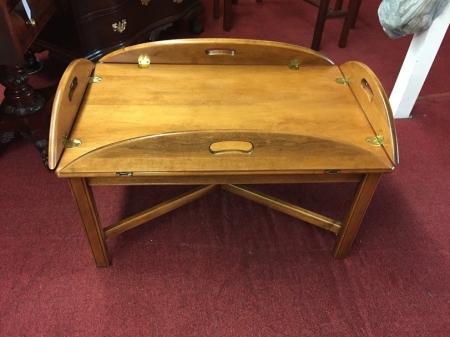 Ethan Allen Butler's Table