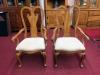 Pennsylvania House Oak Arm Chairs