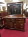 Kling Cherry Dresser with Mirror