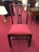 Georgetown Galleries Mahogany Chippendale Chair