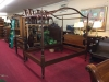Full Size Vintage Canopy Bed