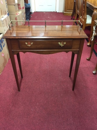 Hitchcock Narrow Console Table