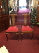 Stickley Cherry Dining Chairs