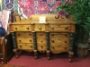 Antique New England Sideboard
