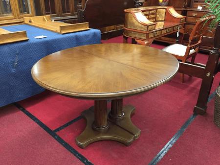 Vintage Henredon Pedestal Table