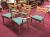 Heywood Wakefield Wishbone Dining Chairs