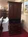 Knob Creek Filing Cabinet with Bookcase Top II