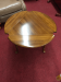 Statton Triangular Side Table