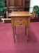 Cherry Two Drawer Work Table