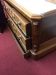 Antique Victorian Marble top Walnut Dresser
