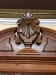 Antique Victorian Marble top Walnut Dresser