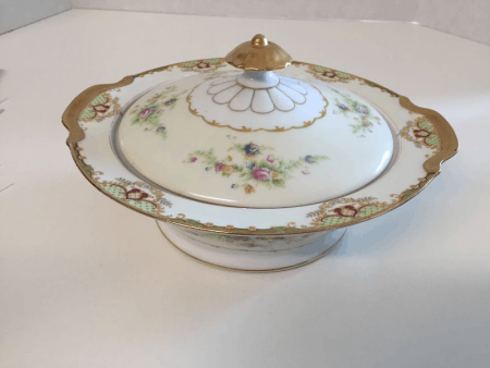Empress China Covered Dish
