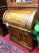 Antique Eastlake Victorian Cylinder Roll Desk