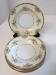 Empress China Soup Bowls - Set of Five