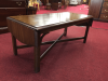 Cherry Coffee Table with Side Drop Leaves